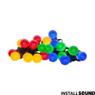 LED lys kæde i farver på 5 meter