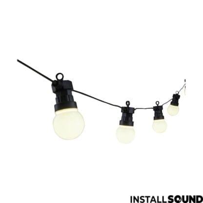 LED lys kæde med hvid lys på 5 meter