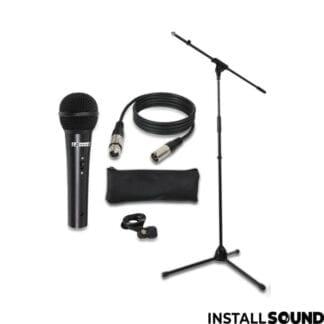 Billig kablet mikrofon fra LD System