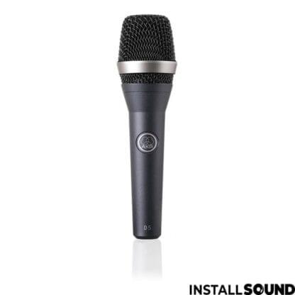 Kablet mikrofon fra AKG D5