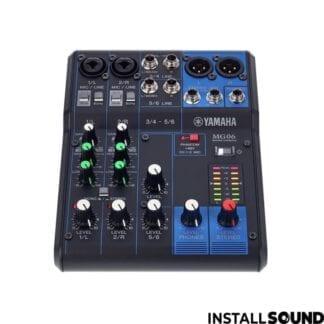 Mixer til kablet mikrofon - Yamaha MG06