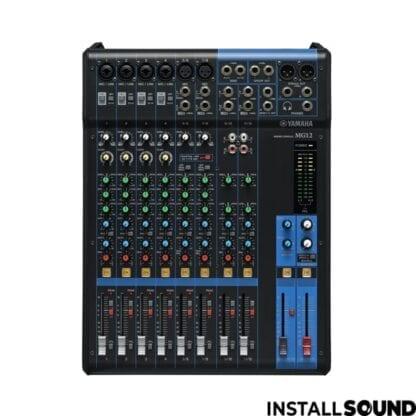 Mixer til kablet mikrofon - Yamaha MG12