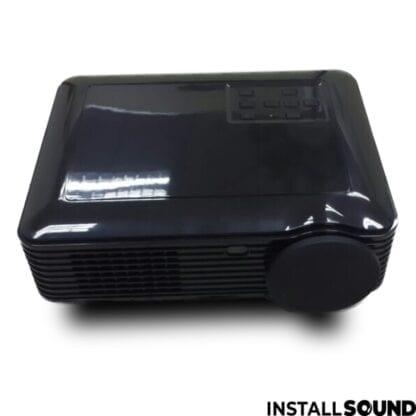 LED projektor fra Raadaal
