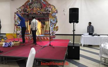 Privat indisk bryllup