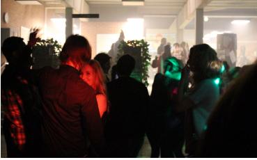 Gymnasium fest i Randers