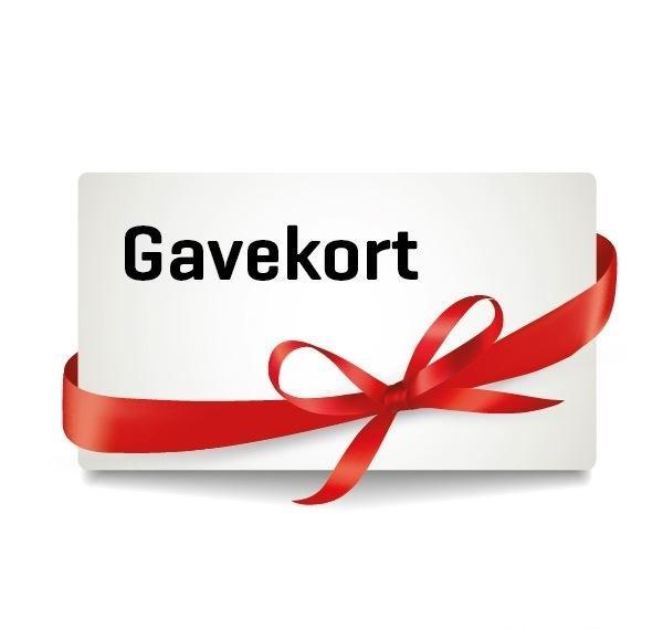 Gavekort til InstallSound.dk
