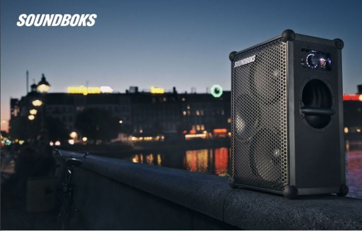 Soundboks udlejning hos InstallSound i Århus