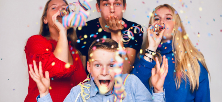 Lej musikanlæg og diskolys til din fest